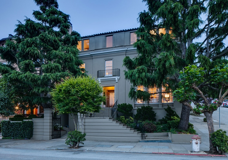 2585 pacific avenue san francisco properties luxury for San francisco real estate luxury